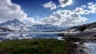 Mountain Cloud Lake video