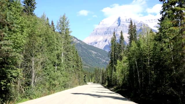 Mountain drive video