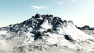 Mountain Flight Animation video