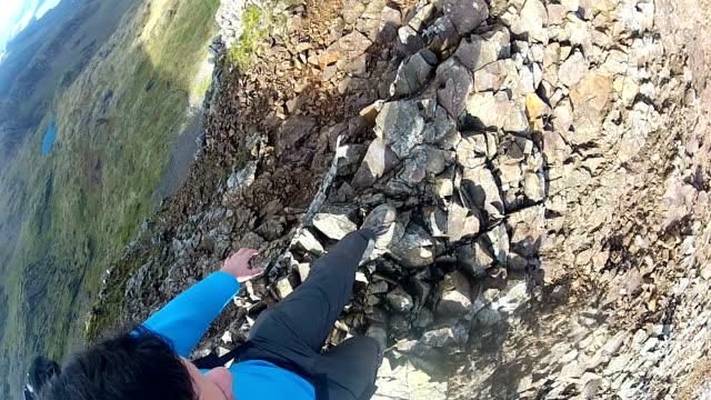 Mountain Hiker video