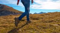 MS Mountain Hiking video