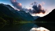 TIME LAPSE: Mountain Lake video