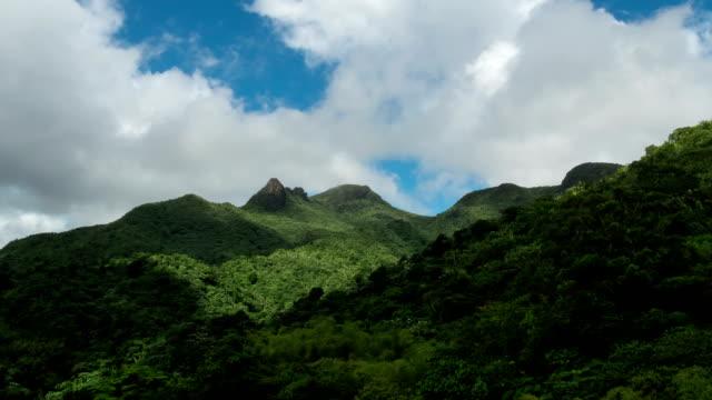 Mountain Peak Timelapse video