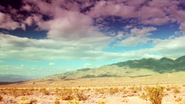 Mountain Range Death Valley California video