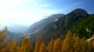 AERIAL Mountain Range video