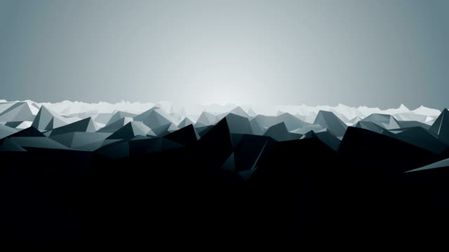 Mountain Range|virtual reality|simulation video