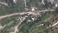 Mountain resorts Utah zoom out video
