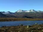 Mountain scenic 3 - Autumn video