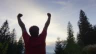 Mountain sports video