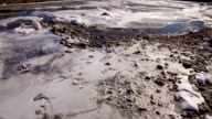 Mountain stream. video