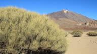 Mountain Teide. Tenerife. video