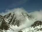 Mountain time-lapse 2 video