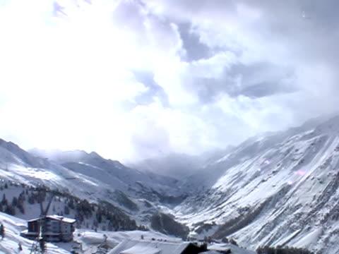 Mountain time-lapse 3 video