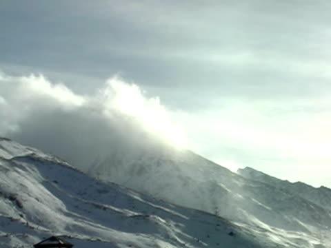 Mountain time-lapse 5 video