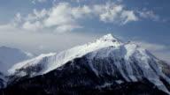 Mountain Timelapse - HD LOOP video