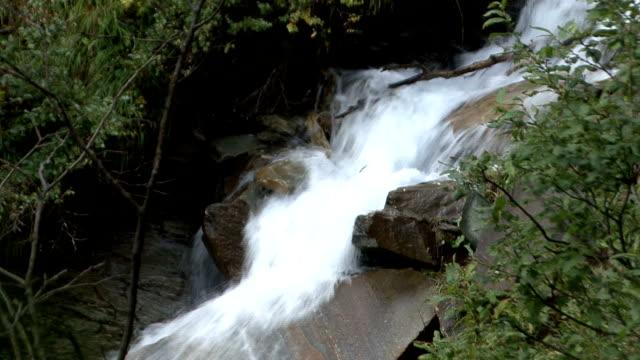 mountain waterfall rauris video