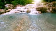 Mountain Waterfall video