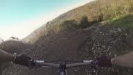 Mountainbike Video: Downhill in a bike park video