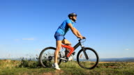 Mountainbiker video