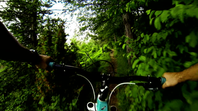 Mountainbiking video