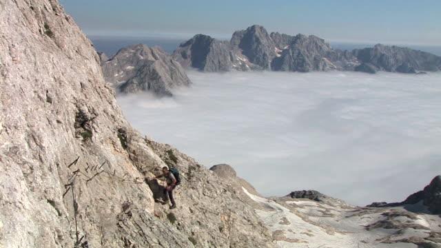 HD: Mountaineering video