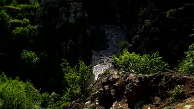 Mountains. Caucasus. video