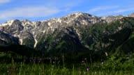 mountains Ili River Valley video