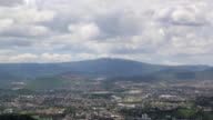 Mountains of Tegucigalpa video