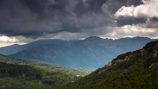 TIME LAPSE: Mountains video