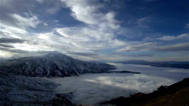Mountains video