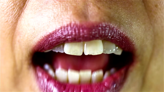 Mouth video