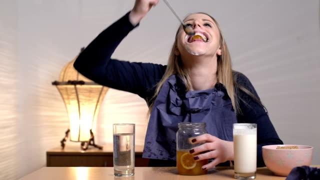 Mouthguard challenge video