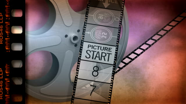 movie background video