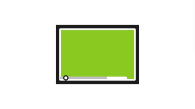 Movie  icon design, Video Animation video