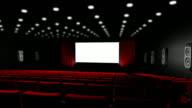Movie Theater Screen video