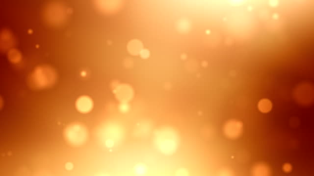Moving Particles Loop - Soft Red (HD 1080) video