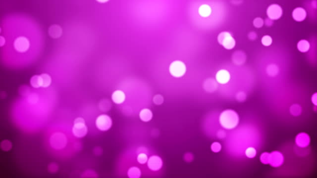 Moving Particles - Pink (HD 1080) video