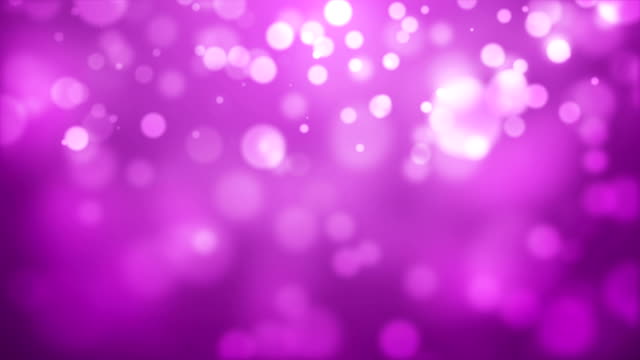 Moving Particles - Purple(HD 1080) video