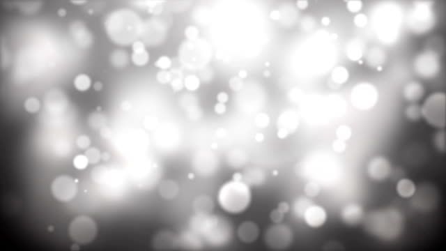 Moving Particles - White (HD 1080) video