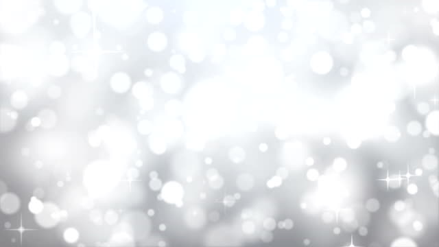 Moving Particles - White video