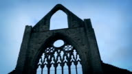 Moving Past Abbey Ruins video