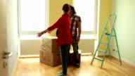 Moving to new apartment video