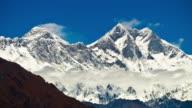 Mt. Everest Close Up video