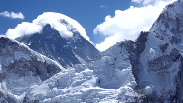 Mt. Everest, Himalayas video
