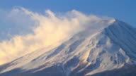 Mt. Fuji  from Lake Kawaguchi video