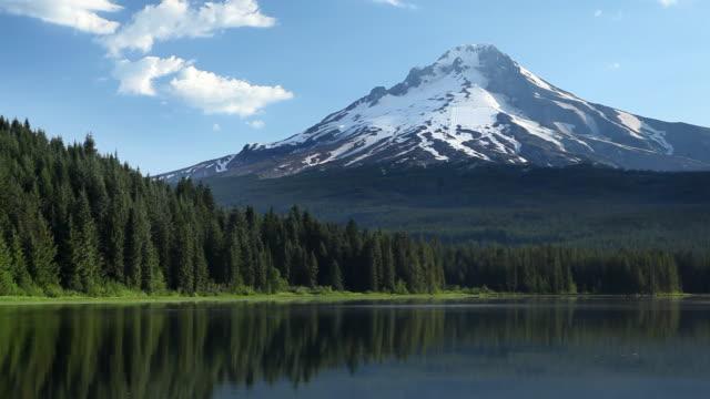 HD Mt. Hood in Oregon video