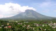 HD: Mt Mayon video