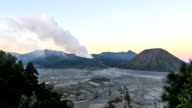 Mt.Bromo time lapse video
