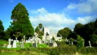 Muckross Abbey In Killarney National Park video