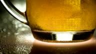 Mug Light Cold Beer video